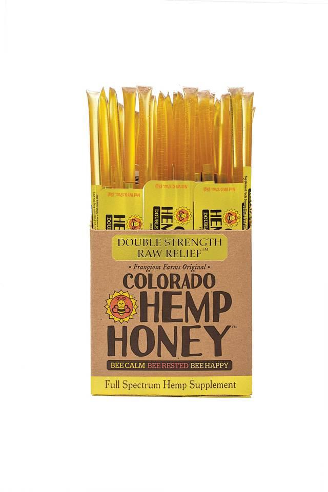 Colorado Hemp Honey
