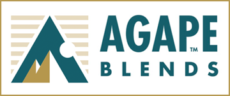 Agape Blends Logo