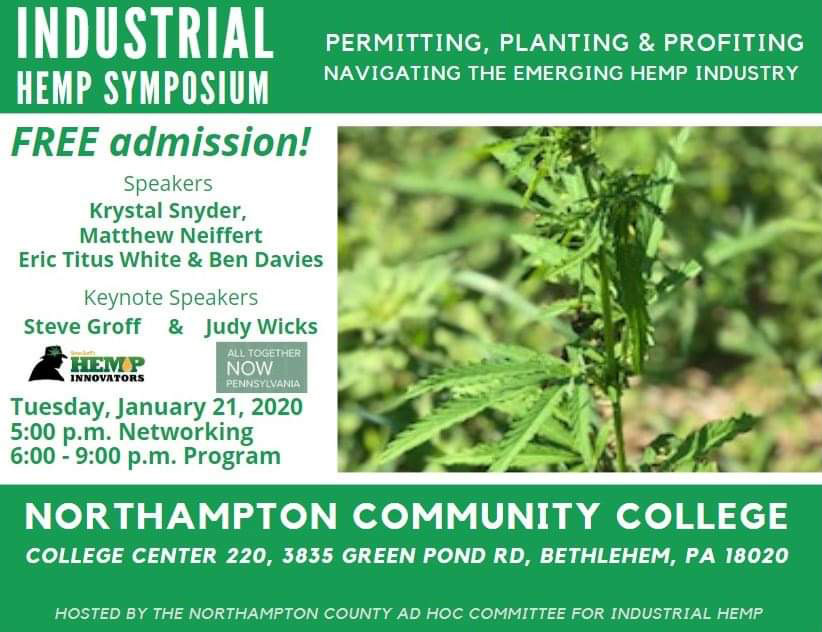 The Industrial Hemp Symposium